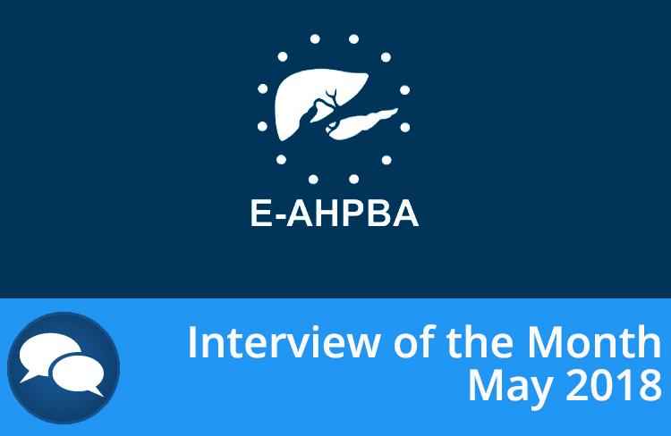 "Co-Chair, Professor Fusai, Introduces The ""E-AHPBA Post Graduate Course – Liver Malignancies"""