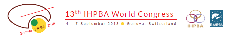 13th IHPBA World Congress