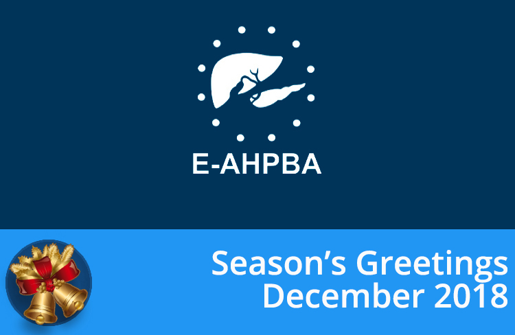 Season's Greetings From E-AHPBA