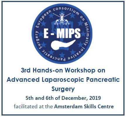3rd Hands-on Workshop On Advanced Laparoscopic Pancreatic Surgery