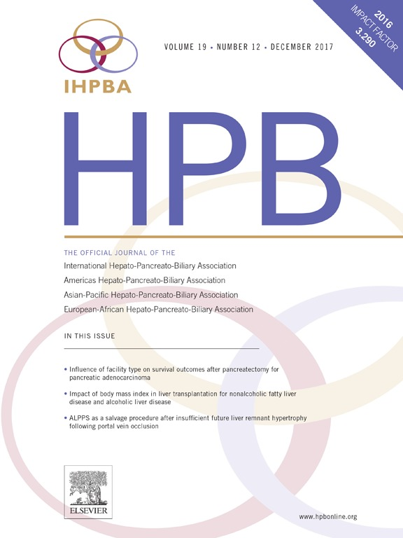 hpb journal cover