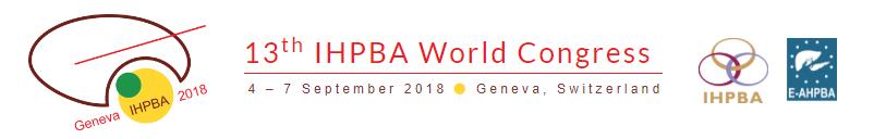 13th IHPBA World Congress