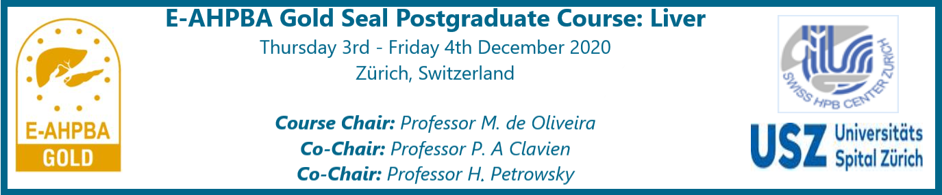 Gold Seal Post Graduate Course On Liver In Zurich, Switzerland